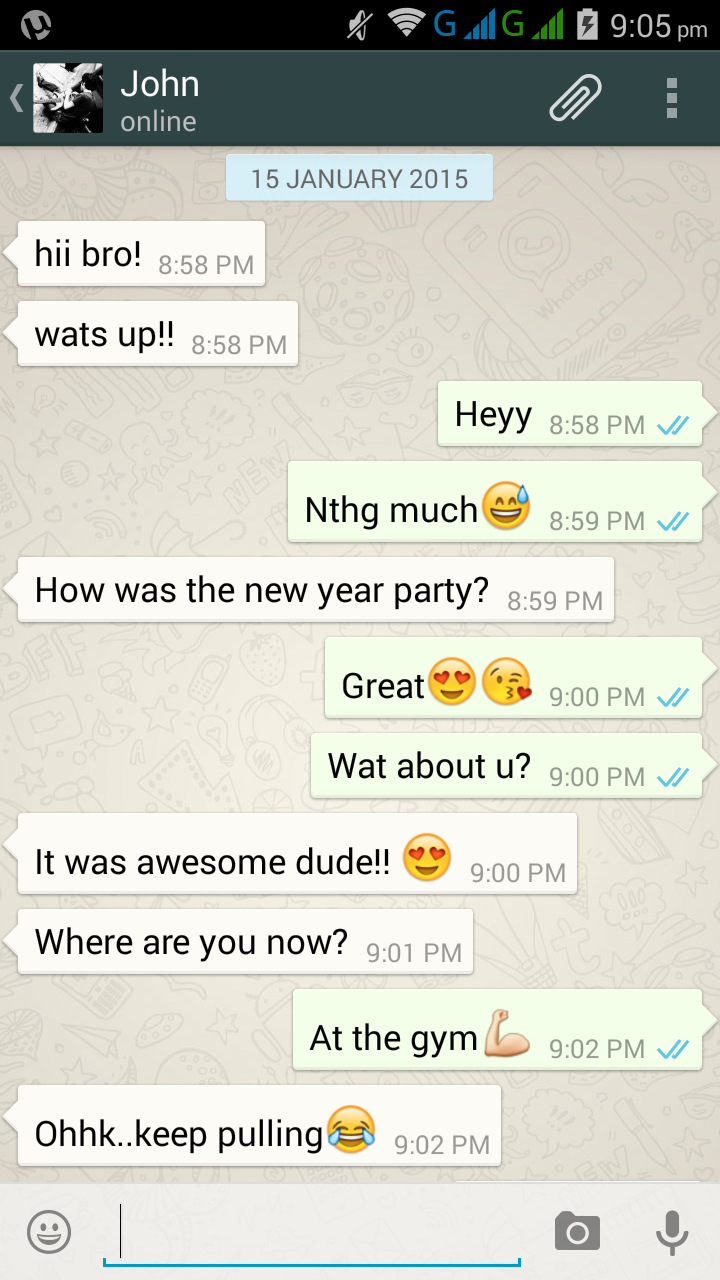 How to Change your friend's Whatsapp DP (Display / Profile