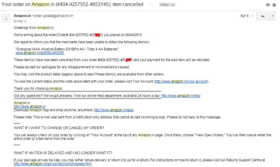 Exposed Amazon Fraud To Register New Customers Techgrade